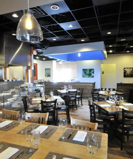 Dig In At Rusconi S American Kitchen To Market